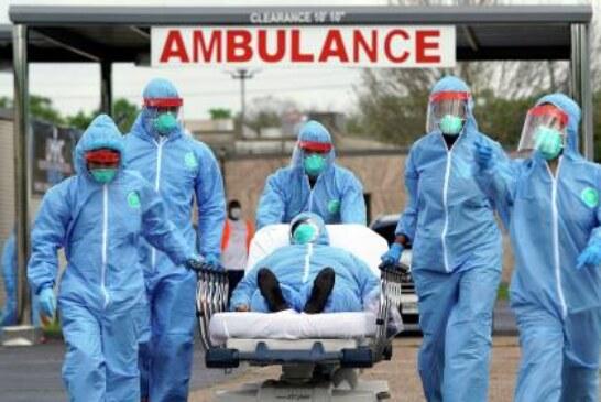 Китайские СМИ обвинили США в сокрытии данных о коронавирусе  — Корреспондент, 08.08.2021