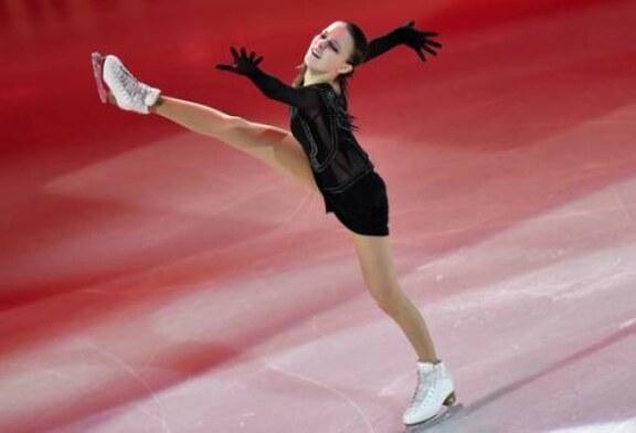 Щербакова, Туктамышева и Трусова приготовились показать олимпийские программы