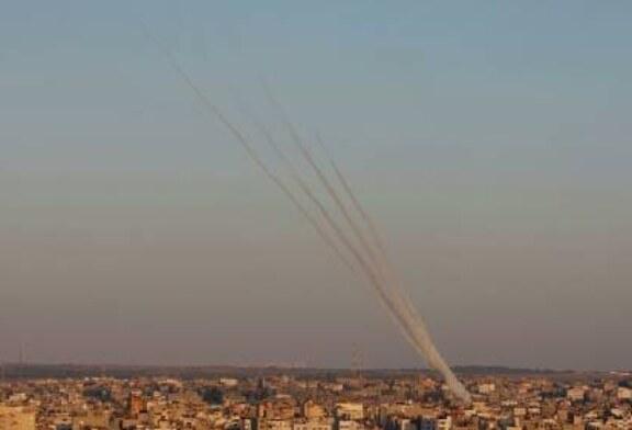 Израильская система ПВО «Железный купол» перехватила ракету сектора Газа — Корреспондент, 10.09.2021
