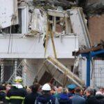 Глава Подмосковья Воробьев навестил пострадавших при взрыве газа в жилом доме в Ногинске