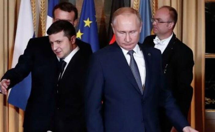 В Крыму ответили на условия Киева для встречи Путина и Зеленского — Корреспондент, 12.09.2021