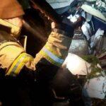 Отец пассажирки L-410: аудиоколонка помогла спасателям найти самолет в тайге под Иркутском