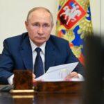 Путин до конца недели в режиме видеосвязи встретится с лидерами прошедших в Госдуму партий