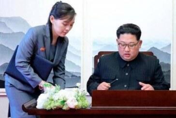 Сестра Ким Чен Ына назвала условия для мирного договора с Югом