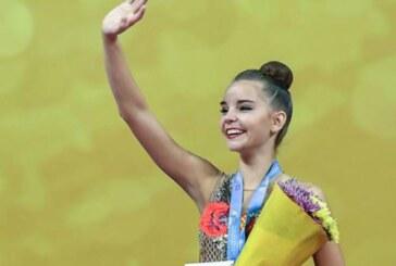 Российская гимнастка Дина Аверина завоевала два золота чемпионата мира
