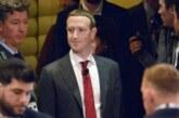 На Цукерберга и его жену подали в суд за домогательства — Корреспондент, 27.10.2021