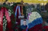 В Петербурге прошла панихида по погибшему главе МЧС ЗиничевуВ Петербурге прошла панихида и поминальная служба по погибшему главе МЧС Зиничеву