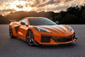 Chevrolet Corvette Z06: гоночные гены, широкий кузов и новый атмосферный V8