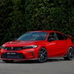 Новый Honda Civic Type-R: первые изображения